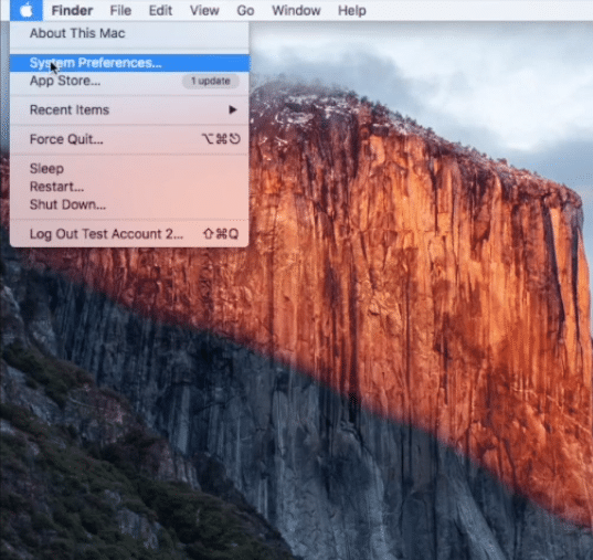 How to set up a proxy for Mac OS