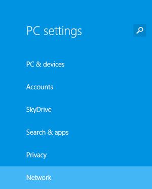 Как настроить прокси в Windows 8, 10
